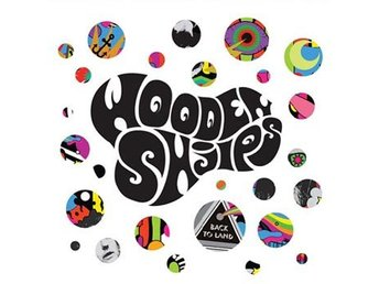 Wooden Shjips: Back to land 2013 (CD)