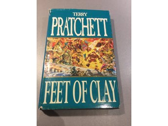 Terry Pratchett Feet of clay