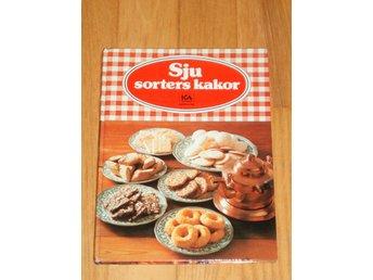 sju sorters kakor recept