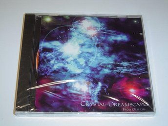 Crystal Dreamscapes Commodore 64 C64 Soundtrack Musik *NYTT*