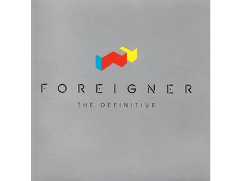 Foreigner, The Definitive (CD)