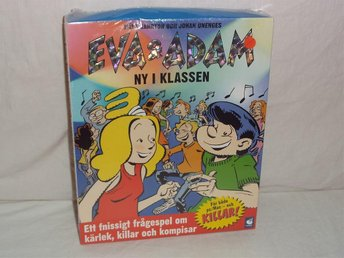Eva & Adam : Ny i klassen - PC & MAC Big Box, oöppnad!