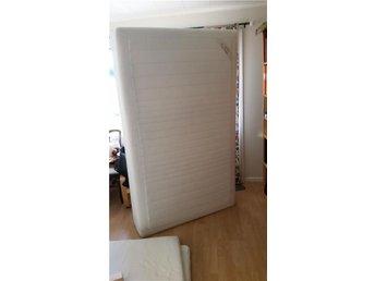 IkeaSäng Sultan Stamnes 120cm med bäddmadrass - Järfälla - IkeaSäng Sultan Stamnes 120cm med bäddmadrass - Järfälla