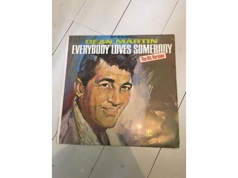 Dean Martin- Everybody loves somebody
