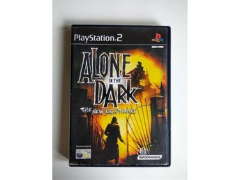 PS2 Playstation 2 - Alone in the Dark - The new Nightmare / Komplett!
