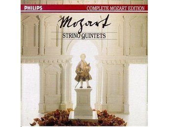 Philips Complete Mozart Edition - String Quintets - 3CD-BOX
