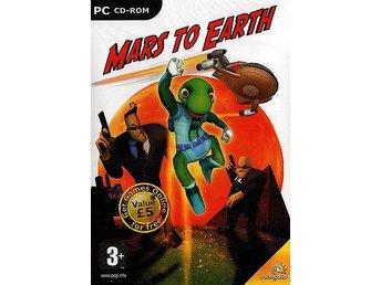 MARS till JORDEN / PC spel / NY inplastad - Lund - MARS till JORDEN / PC spel / NY inplastad - Lund