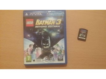 Batman 3 Beyond Gotham till PS Vita