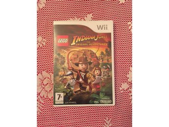 Wii Spel - LEGO Indiana Jones