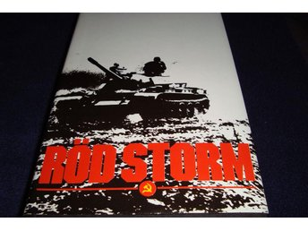 Röd Storm.av Tom Clancy.