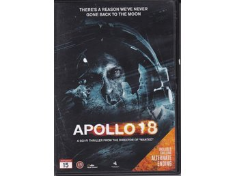 Apollo 18 - Warren Christie, Lloyd Owen, Ryan Robbins - Sjögestad - Apollo 18 - Warren Christie, Lloyd Owen, Ryan Robbins - Sjögestad