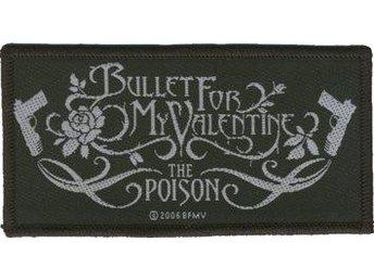 Bullet For My Valentine Tygmärke - 28064 - Bullet For My Valentine Tygmärke - 28064