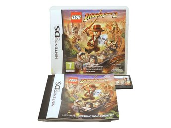 Lego Indiana Jones 2: The Adventure Continues (SCN)
