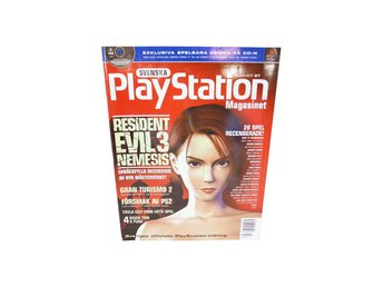 Svenska Playstation magasinet Nr 27