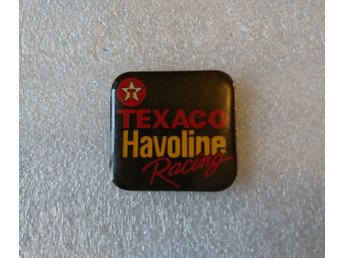 TEXACO Havoline pin Bensin