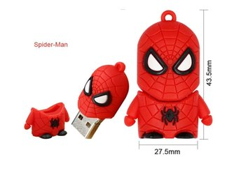 Spiderman USB Minne 16GB
