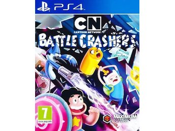 Battle Crashers Cartoon N PS4 (PS4)