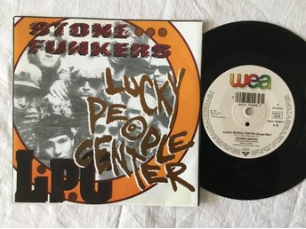 Stonefunkers- Lucky people center (1991) TOPPEX