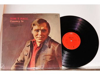 Tom T. Hall - Country Is - LP (Vinyl)