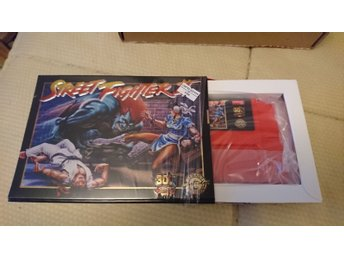 Street Fighter II 30th Anniversary Collectors edition för Super Nintendo NTSC