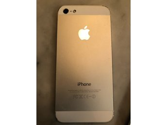 iPhone 5 i silver