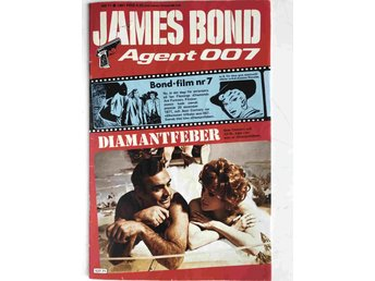 James Bond - Löpnr: 71 VG