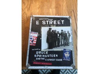 Greetings from E-street - The story of Bruce Springsteen & e-street band