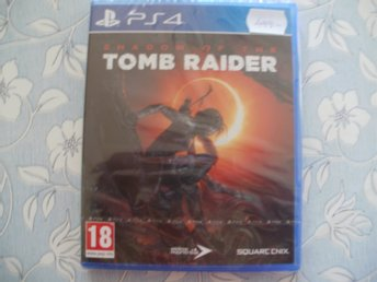 Shadow Of The Tomb Raider *Nytt*