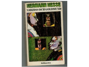 Hermann Hesse: Narziss och Goldmund. Originalpocket 1971