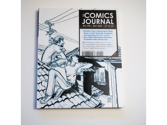 The Comics Journal #298 May 2009