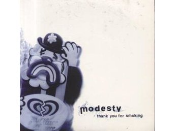 Modesty - Thank You For Smoking (purple vinyl) - 7'