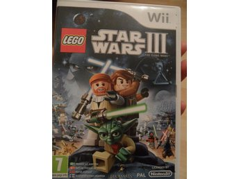Wii Lego Star Wars 3 - The Clone War