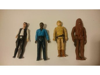Star Wars vintage Bespin-pack