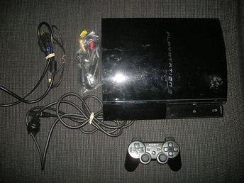 PS3 60GB bakåtkompatibel Trådlös Handkontroll (HDMI) - Limhamn - PS3 60GB bakåtkompatibel Trådlös Handkontroll (HDMI) - Limhamn