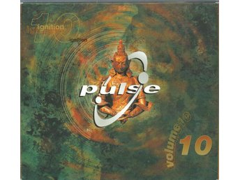 Pulse Volume 10 - Ignition - DIGIPACK !  2 CD