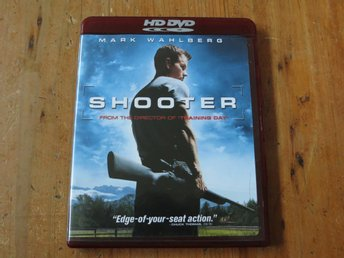 SHOOTER (HD DVD) Mark Wahlberg