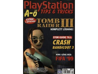 Playstation Tips & Tricks A-Ö (Feb-Maj 99) (Beg)