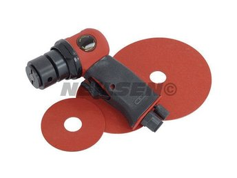 125mm High Speed Air Disc Sander Pistol Sander For Garage Compressor