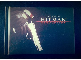 The art of Hitman:Absolution Grymt snygg artbook!