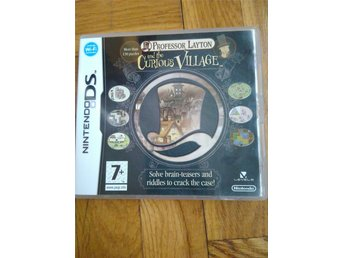 Professor Layton and the Curious Village NDS