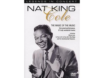 Cole Nat King: Magic of the music (DVD)