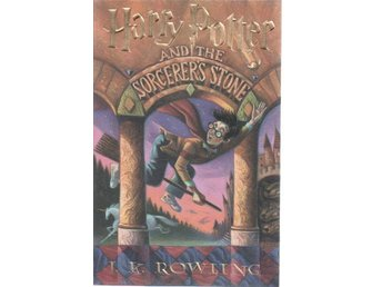 J.K. Rowling: Harry Potter and the Sorcerer's Stone