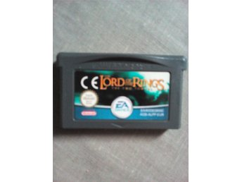 The Lord of the Rings - The Two Towers Gameboy Advance spel