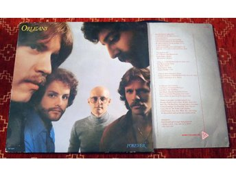 ORLEANS  Forever  US Soft Rock 1979  Woodstock USA