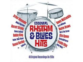 Essential rhythm & blues hits (2 CD)