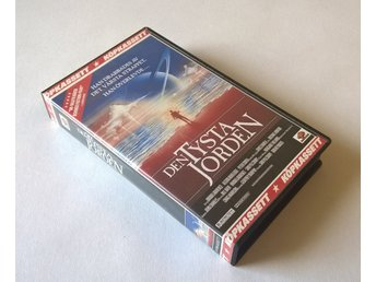 Den tysta jorden - 1985 VHS - The Quiet Earth - Jaguar film AB