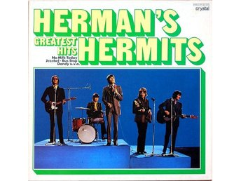 Herman's Hermits. Greatest Hits. Britpop, Rock, Pop. Vinyl Music LP