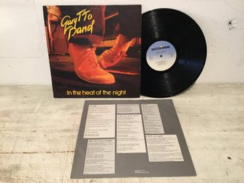 Gary T?To Band - In The Heat Of The Night Swe Orig-81