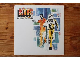 Air – Moon Safari 1998 Source LP