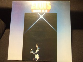 LP - ELVIS PRESLEY. Moody Blue. 1977